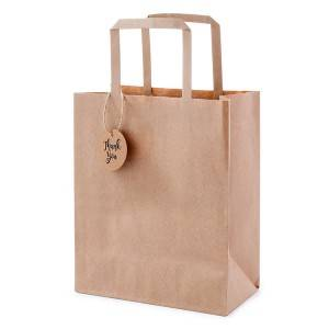 Cheap Kraft Shopping Paper Bag for Packing