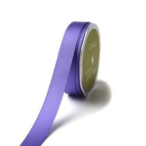 Custom silk grosgrain polyester printed satin ribbon
