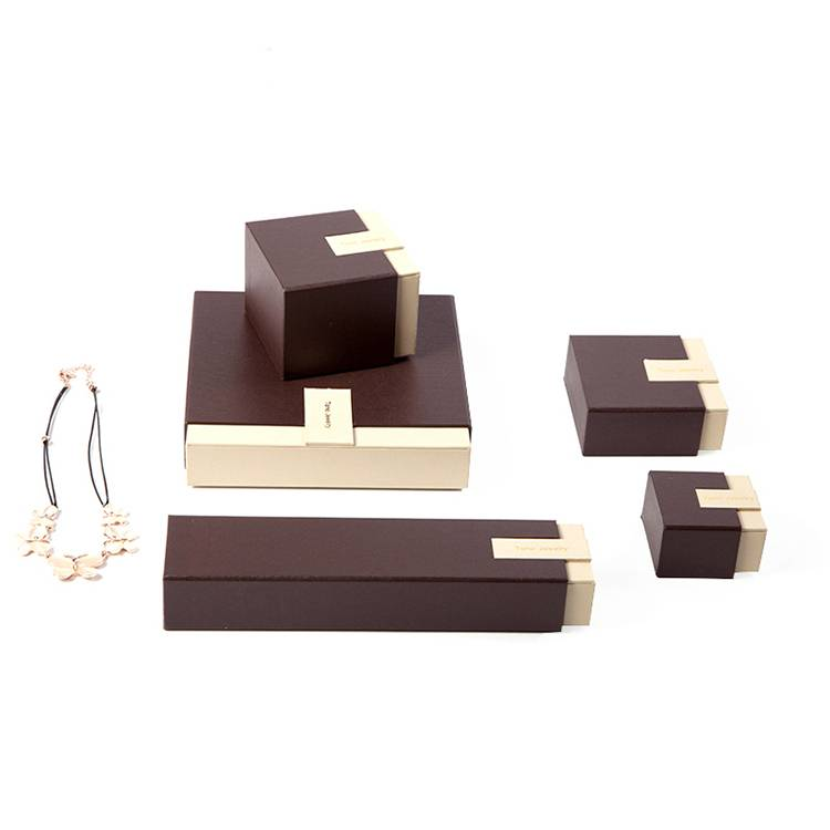 Cardboard drawer box /Jewelry packing box Featured Image