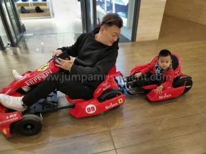 Two Seater Go Karts for Sale DJ-GK02