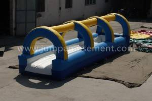 Hot selling large inflatable slide adult size outdoor inflatable water slides for sale commercial  JP-WS02