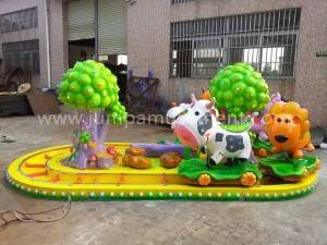 Happy Cow Rides for Kids JP-SR02