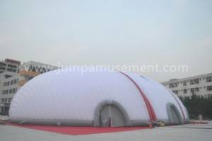 large inflatable dome tent for outdoor event JP-IT04