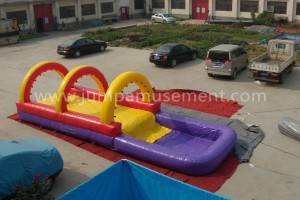 Factory High Quality Inflatable Water Slide for sale JP-WS04