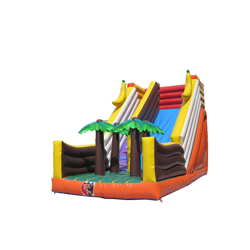 100% Original Inflatable Obstacle Game - Inflatable Slide – Jump Amusment