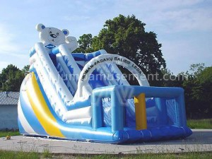 Inflatable Bear Slide JP-S05