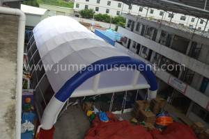 outdoor inflatable tennis court cover tent JP-IT05