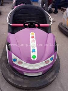 Single Seat Bumper Car for Amusement Park JP-BC05
