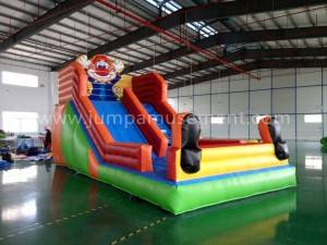 Inflatable Circus Clown Slide JP-S07