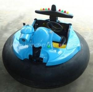 Round Battery Bumper car with Gun JP-BC08