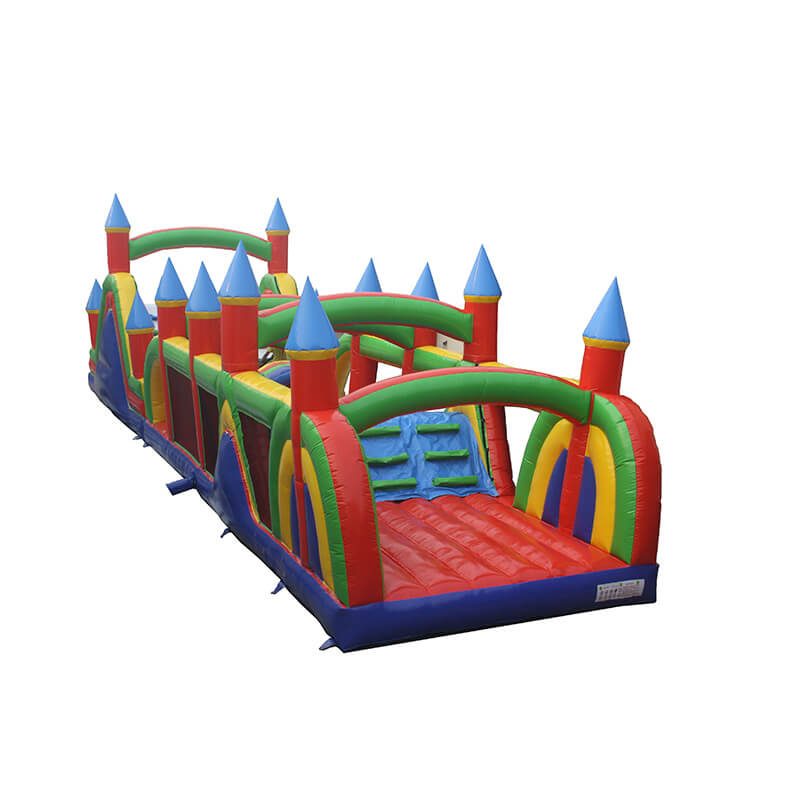 China Gold Supplier for Lake Inflatable Water Slides - Inflatable Obstacle – Jump Amusment