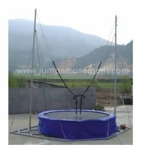Single cord bungee trampoline for sale JP-BJ01