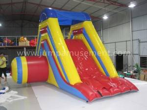 slide, giant inflatable water slide for adult inflatable jumping slide  JP-WS10