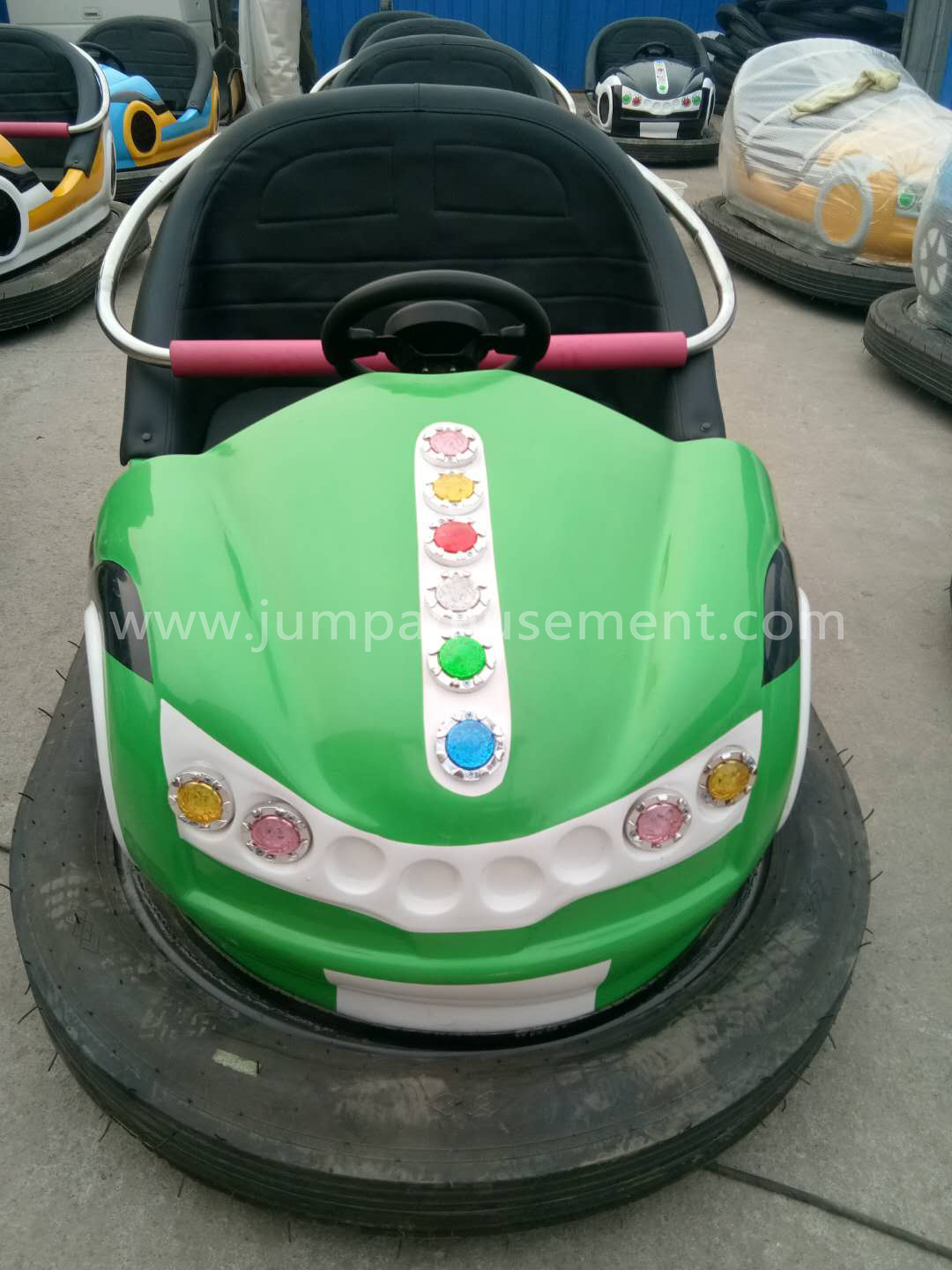 Wholesale Price China Adults Bumper Car - JP-BC10 – Jump Amusment Featured Image