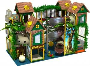Professional soft playground indoor commercial JP-IP11