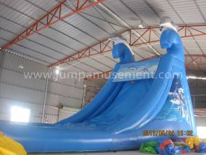 inflatable water slides for commercial grade inflatable water slides  JP-WS11