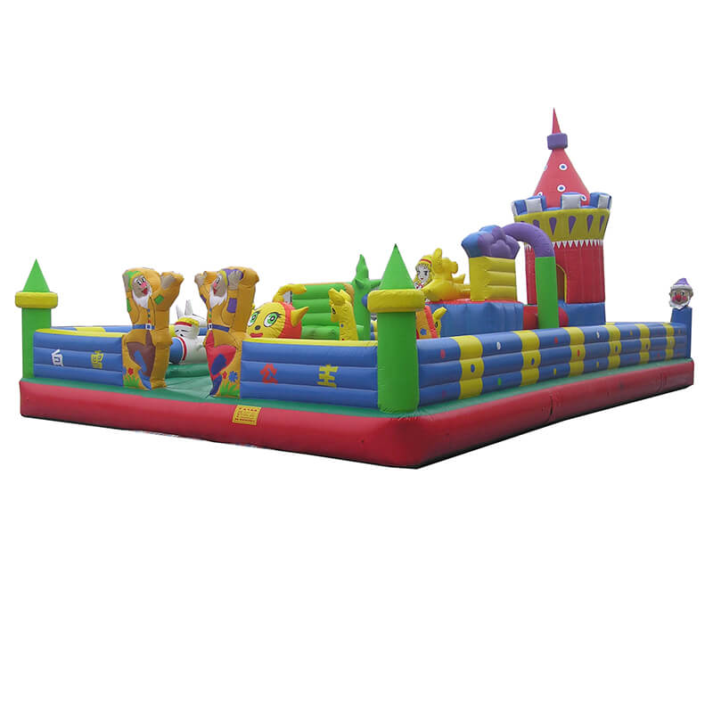 PriceList for Challenge Inflatable Obstacle - Inflatable Fun City – Jump Amusment