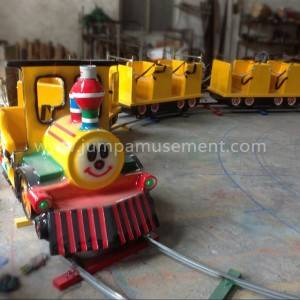 Kids Mini Electric Fun Train JP-ET12