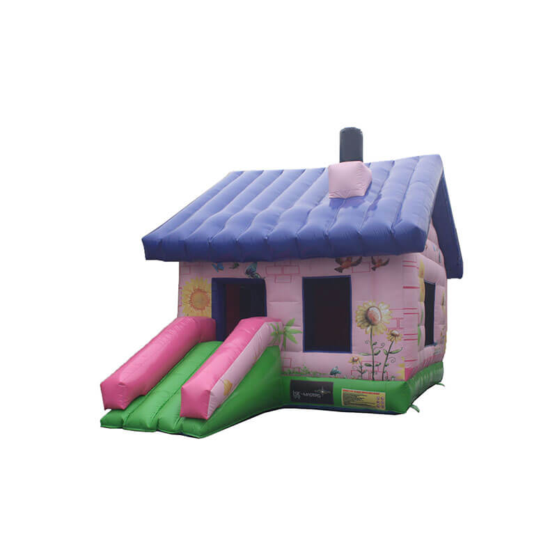 Original Factory Inflatable Water Slide For Yacht - Inflatable Bouncer – Jump Amusment Featured Image