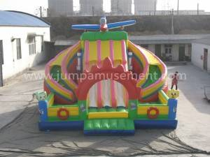 Inflatable Airplane Side JP-S03