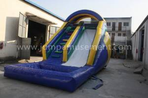 Best quality inflatable water slide jumbo water slide inflatable for sale  JP-WS13