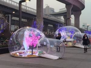 transparent bubble tent JP-IT14