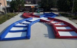 Inflatable walking track game for sale JP-G19