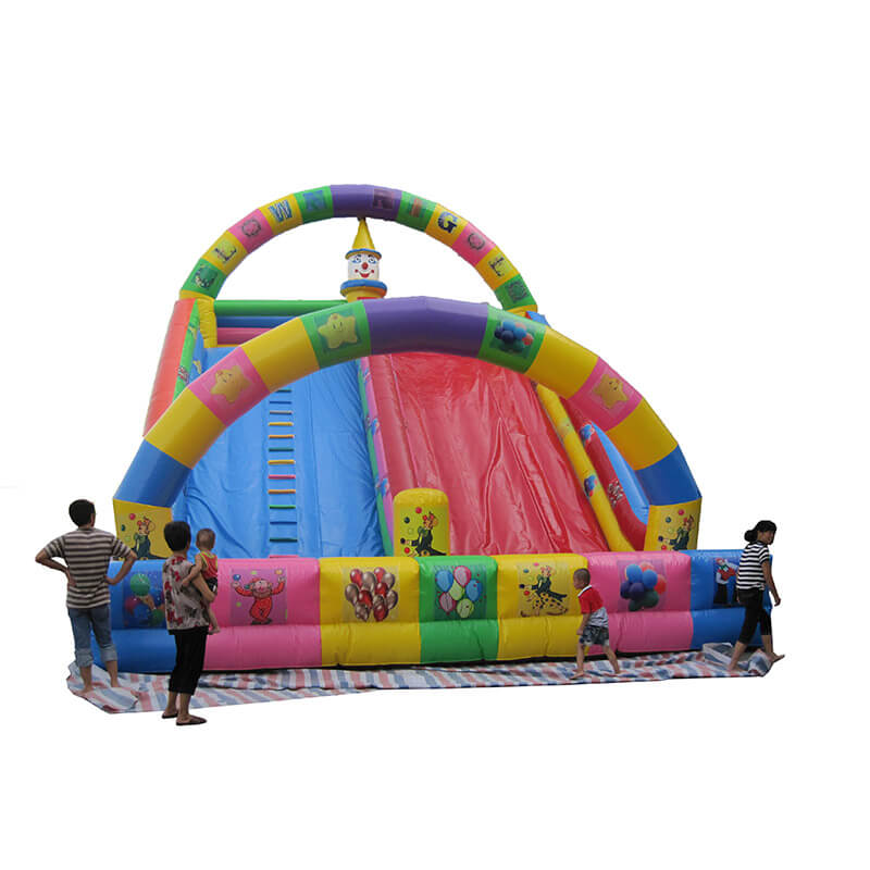 Cheap price Adult Inflatable Obstacle - Inflatable Slide – Jump Amusment