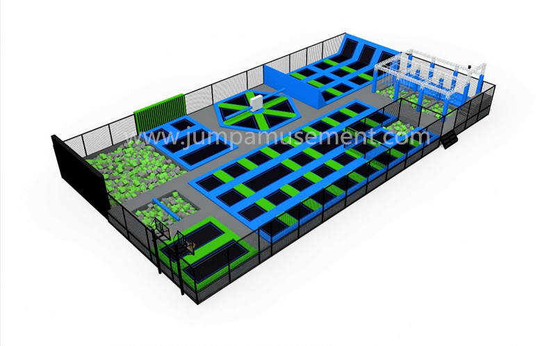 Special Price for Game Power Trampoline - JP-TP27 – Jump Amusment