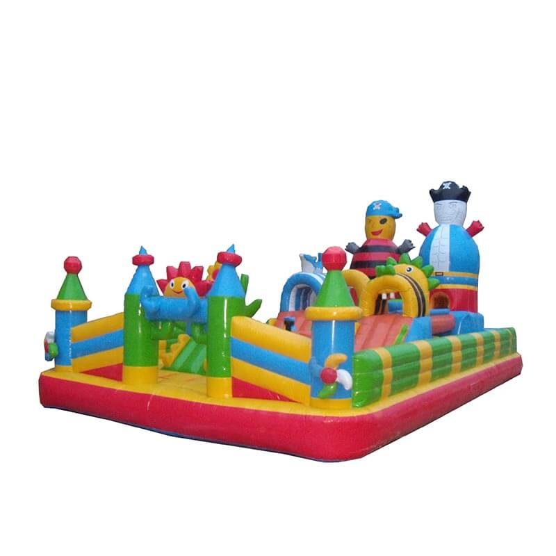 Discount wholesale Inflatable Water Park Slide - Inflatable Fun City – Jump Amusment