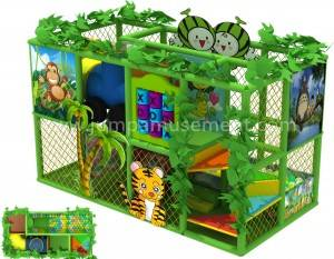 Children Happy Castle Play Party Center Equipment Play Zone JP-IP01