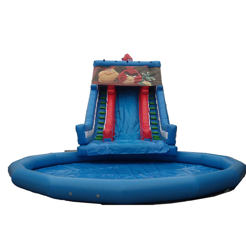 OEM Factory for Inflatable Obstacle Run - Inflatable Water Slide – Jump Amusment