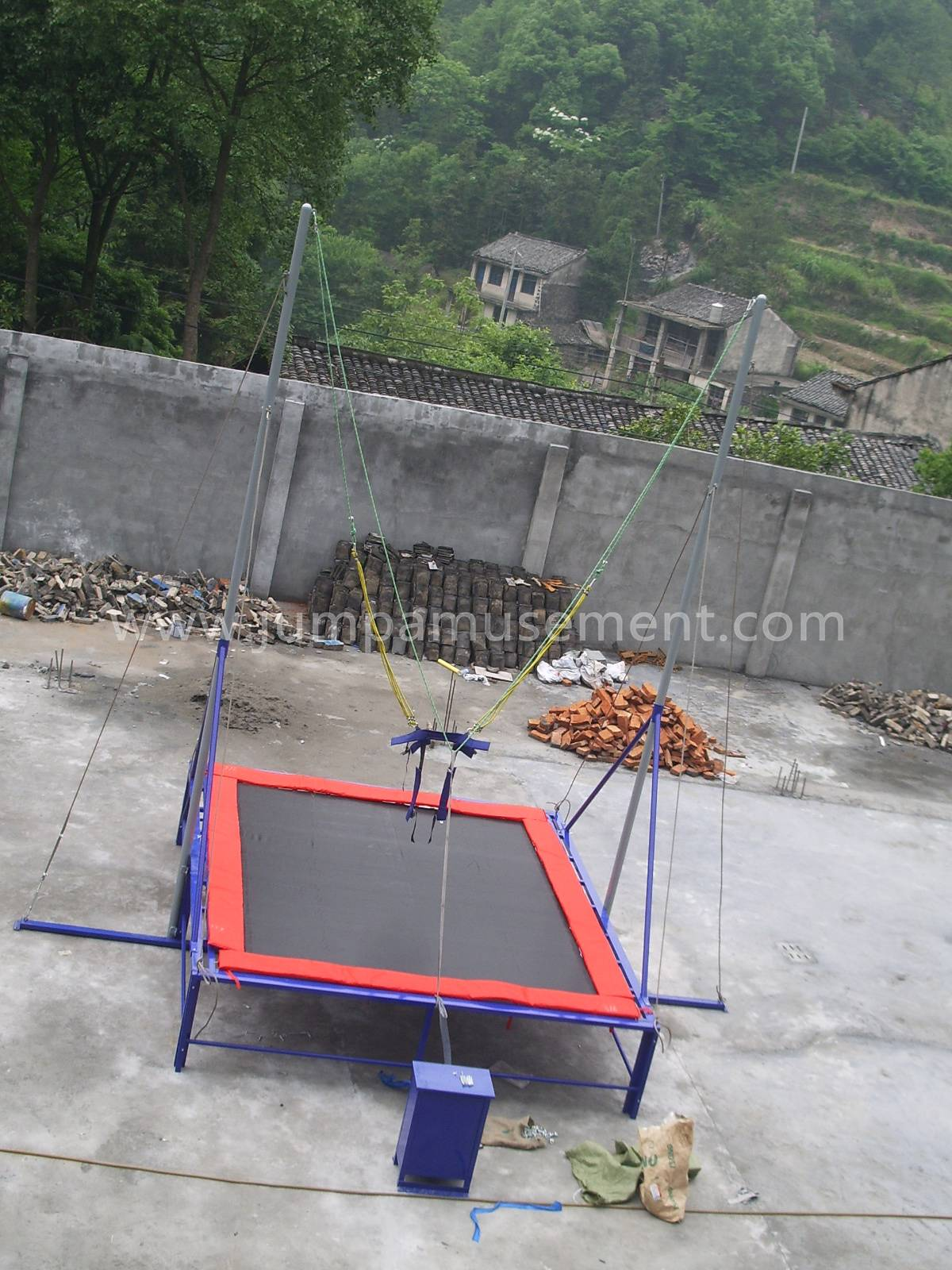 Chinese wholesale Jumping Bungee Trampoline - JP-BJ03 – Jump Amusment Featured Image