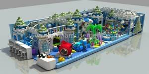 Children Play Game Equipment Kids Indoor Playground For Exercise JP-IP37