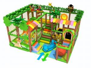 Children Happy Castle Play Party Center Equipment Play Zone JP-IP02