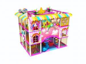 New Design Amusement Park Children Indoor Playground JP-IP04