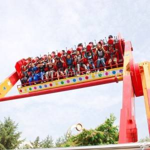 Top Spin Rides for Amusement Park JP-TR04