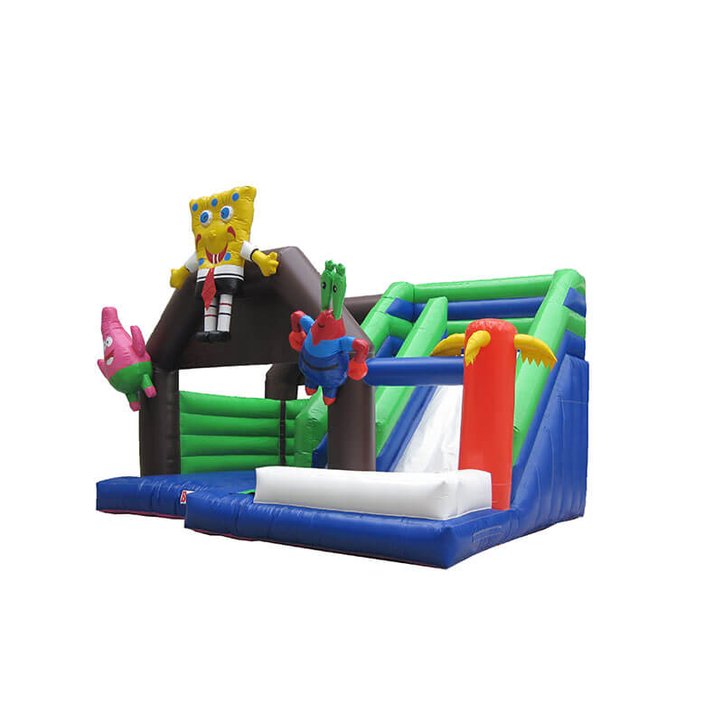 Super Purchasing for Water Park Inflatable Slides - Inflatable Bouncer – Jump Amusment