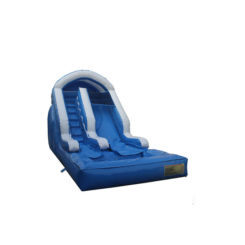 Free sample for Inflatable Obstacle Course For Pool - Inflatable Water Slide – Jump Amusment