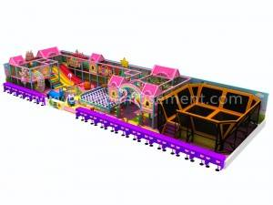 children commercial indoor playground equipment JP-IP46