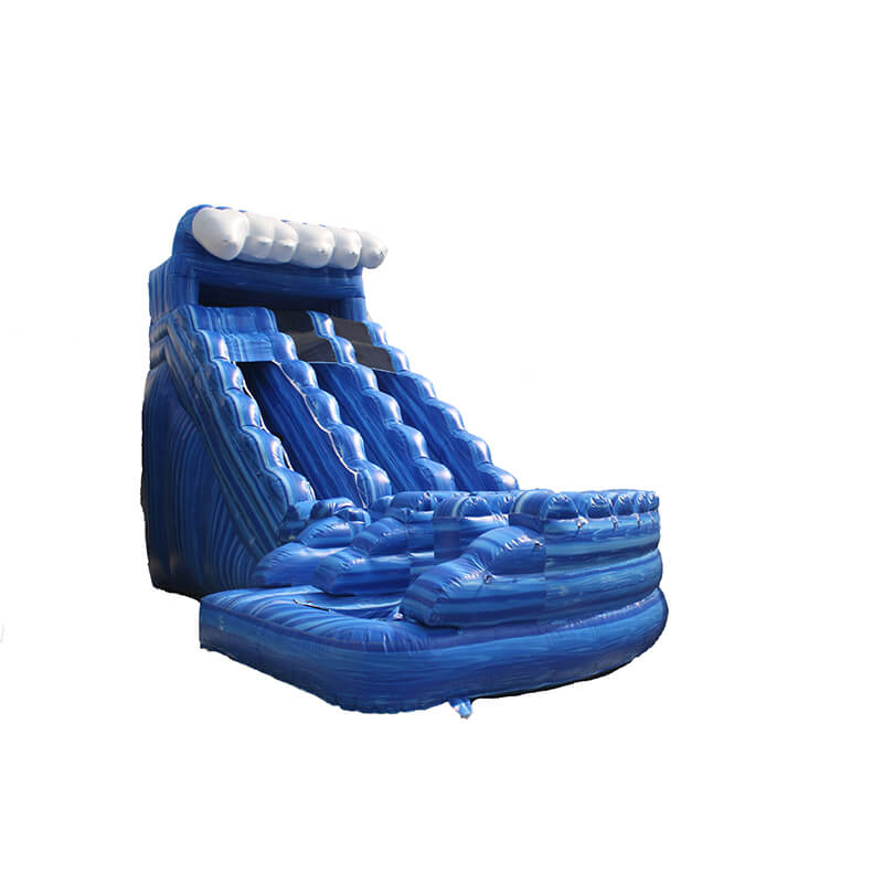 China Factory for Inflatable Slide For Pool - Inflatable Water Slide – Jump Amusment