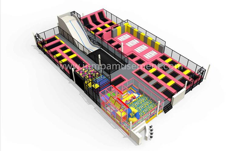 China New Product Foam Pit For Trampoline - JP-TP01 – Jump Amusment