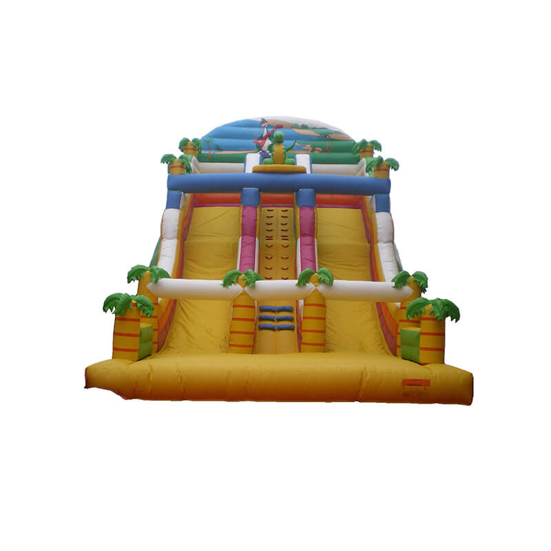Short Lead Time for Games Inflatable - Inflatable Slide – Jump Amusment