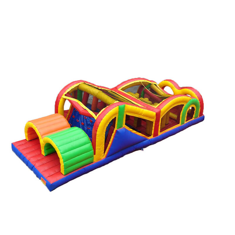 Manufacturer for Inflatable Bouncer Jumping Castle - Inflatable Obstacle – Jump Amusment