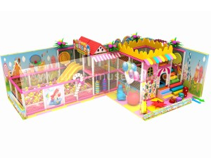 Top hot selling small indoor playground JP-IP58