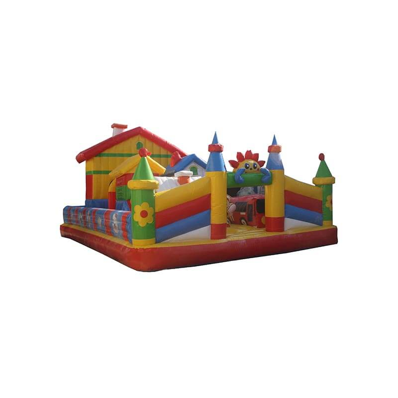 Manufacturer of Giant Inflatable Obstacle - Inflatable Fun City – Jump Amusment