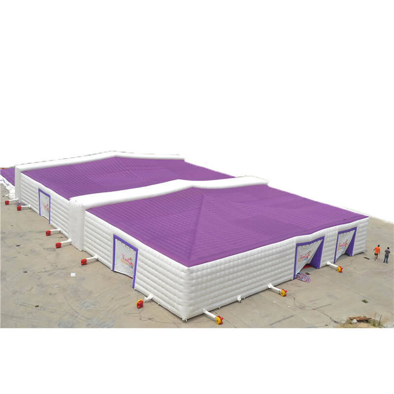 Top Suppliers Inflatable Cube Tents - Inflatable Tent – Jump Amusment Featured Image
