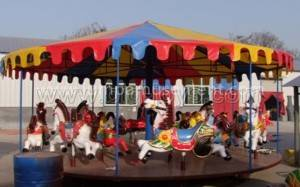 16 Seats Simple Carousel with Low Price JP-CR06