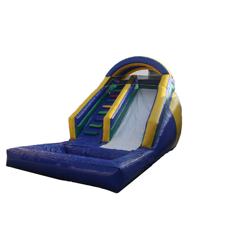 Wholesale Discount Inflatable Water Slides Wild Rapid - Inflatable Water Slide – Jump Amusment