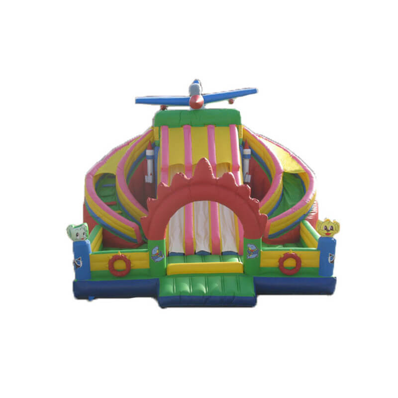 OEM/ODM Supplier Inflatable Paintball Obstacle - Inflatable Slide – Jump Amusment